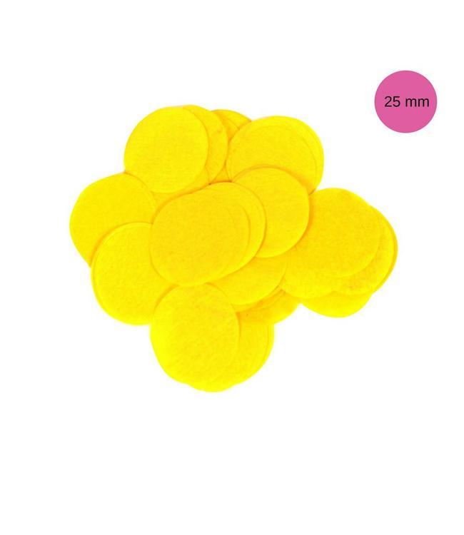 Oaktree Gele Tissue Confetti - per zak - 14 gr