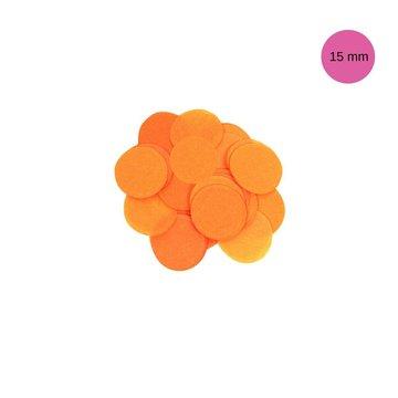 Oaktree Oranje Tissue Confetti - per zak - 14 gr