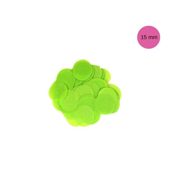 Oaktree Groene Tissue Confetti - per zak - 14 gr