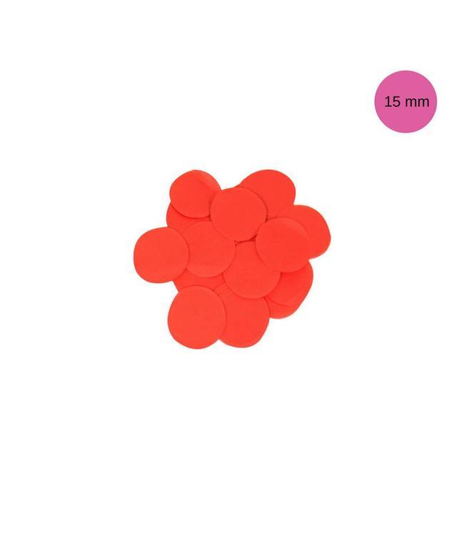 Oaktree Rode Tissue Confetti - per zak - 14 gr