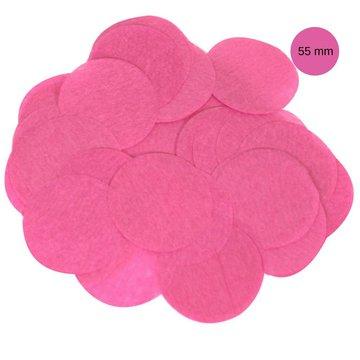 Oaktree Roze Tissue Confetti - per zak - 100 gr