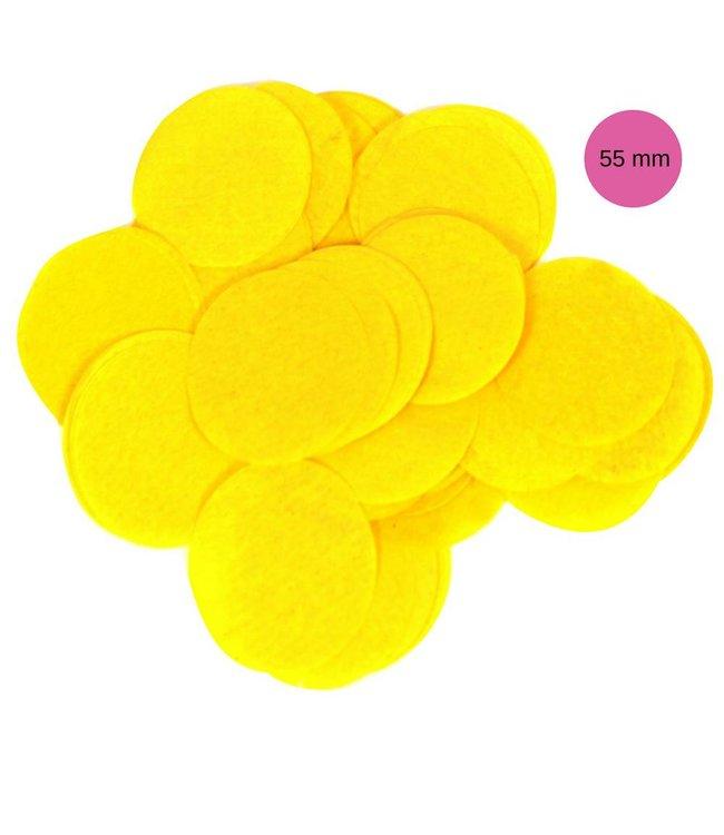 Oaktree Gele Tissue Confetti - per zak - 100 gr