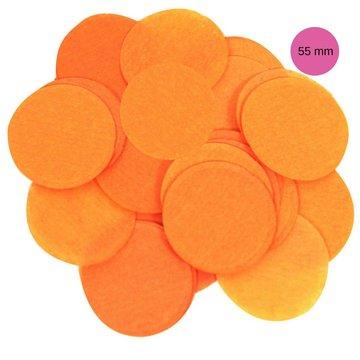 Oaktree Oranje Tissue Confetti - per zak - 100 gr