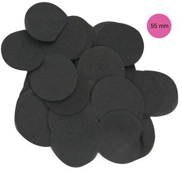 Oaktree Zwarte Tissue Confetti - per zak - 100 gr