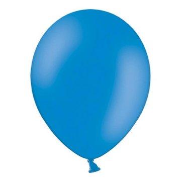 Partydeco Ballon Blauw - 10 stuks - 30 cm