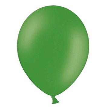 Partydeco Ballon Donkergroen - 10 stuks - 30 cm
