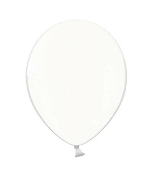 Partydeco Transparante Ballonnen - 100 stuks - 30 cm