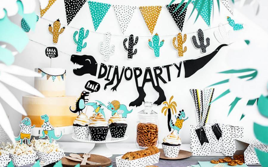 10 roarrr! tips voor een daverend dinosaurus feestje
