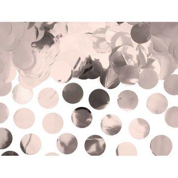 Partydeco Roségouden Confetti - per zak - 15 gr
