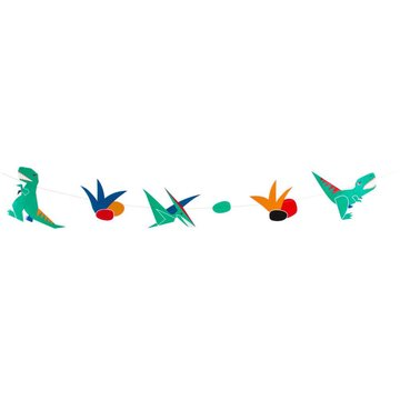 My Little Day Dinosaurus Slinger - per stuk - Dino Feestartikelen
