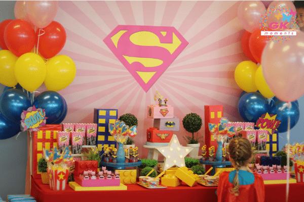 GK Moments superheldinnen