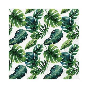 Creative Party Palmbladeren servetten - 20 stuk