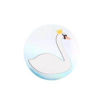 My Little Day Swan Uitnodigingen - 8 stuks - Uitnodigingskaarten