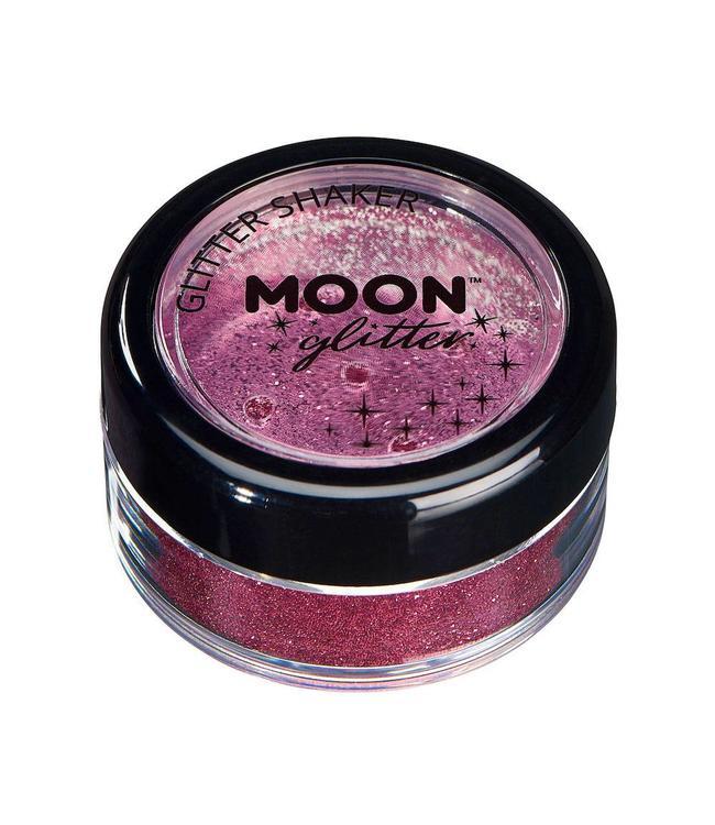 Moon Creations Glitter Shaker Roze - per stuk - Schmink en Glitters