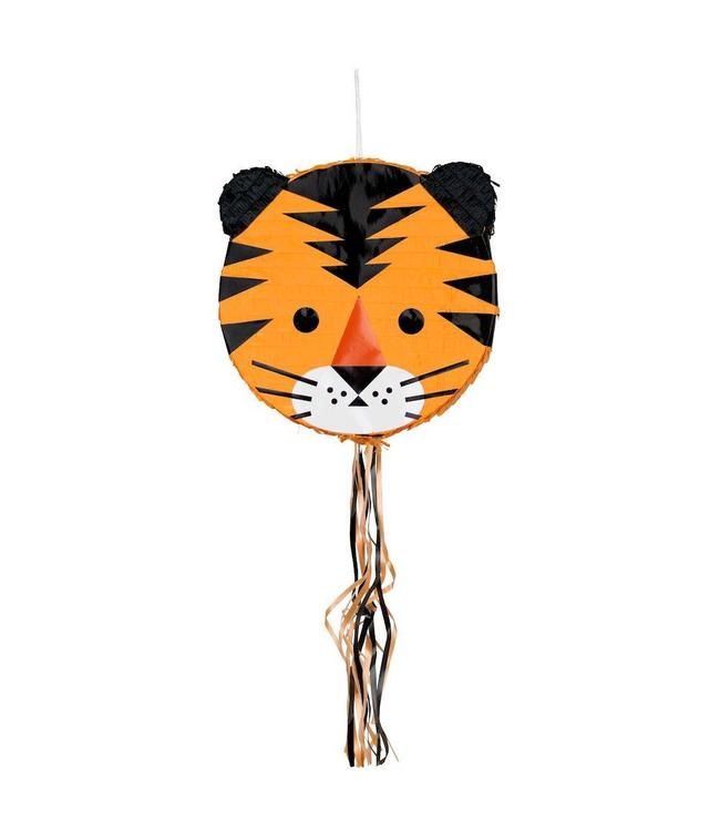 My Little Day Tijger Piñata - pull pinata - Wilde Katten van My Little Day
