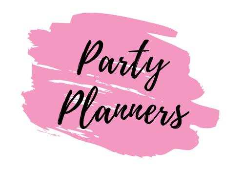 Party Planners voor geboorte en kinderfeestjes