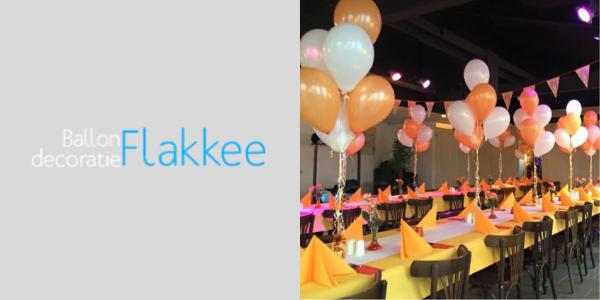 Ballondecoratie Flakkee