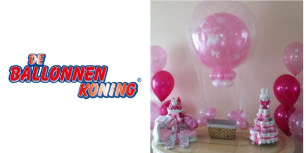 Ballon Decorateur De Ballonnenkoning