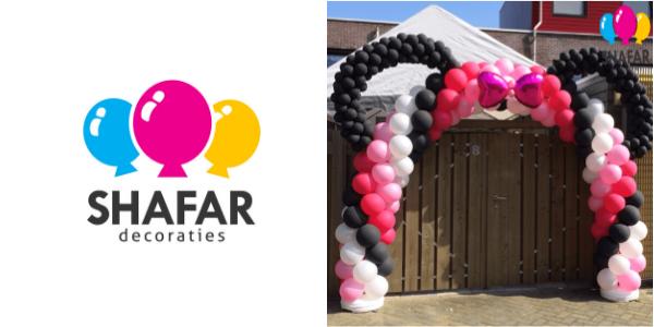 Ballon Decorateur Shafar