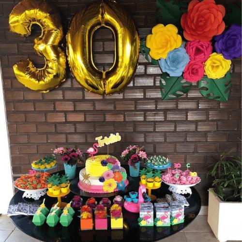 Kinderfeestje Trends: tropical party fiesta