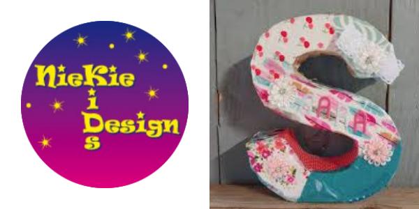 Niekie Kids Design - Schminken en knutselworkshops
