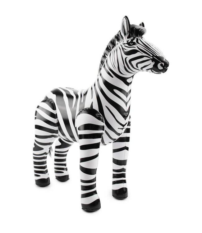 Folat Opblaas Zebra - per stuk - Inflatables