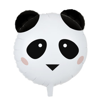 My Little Day Panda Folieballon - per stuk - Party like a Panda