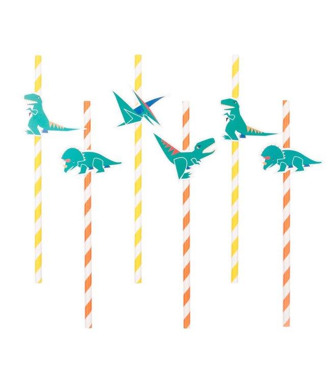 My Little Day Dinosaurus Rietjes - 12 stuks - Voor een dino feestje
