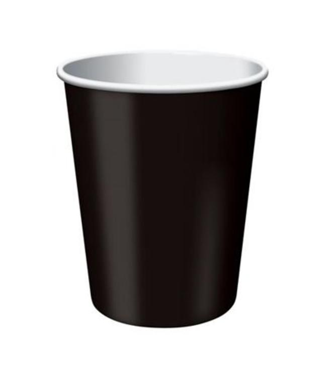 Unique Zwarte Bekers - 14 stuks