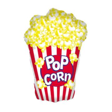 Betallic Popcorn Folieballon (Supershape) - per stuk - Suikerspin folieballon