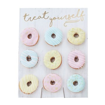 Ginger Ray Donut Wand Treat Yourself - per stuk - Donut traktaties