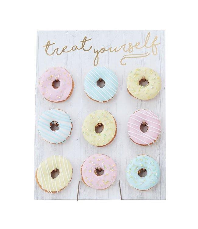 Ginger Ray Donut Wand Treat Yourself - per stuk - Donut traktaties
