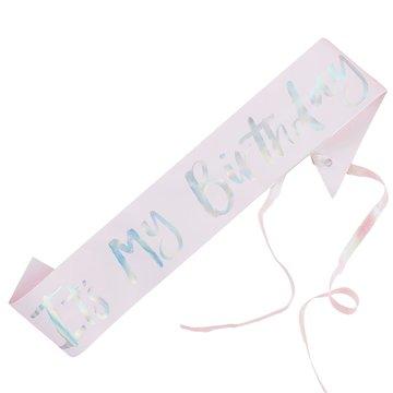 Ginger Ray Sjerp 'It's My Birthday' - per stuk - Sjerp voor een verjaardag