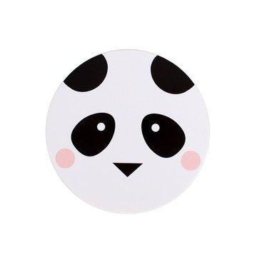 My Little Day Mini Panda Uitnodigingen - 8 stuks - Feestartikelen voor een panda feestje