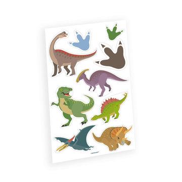 Amscan Dinosaurus Plaktatoeages -9 stuks - Dino Tattoos