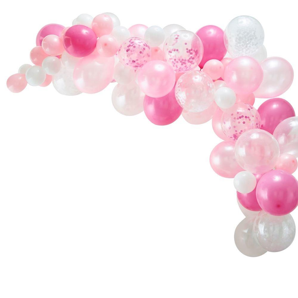 Ballonnenbogen en ballonnenslinger