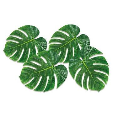 Boland Palmbladeren Decoratie - 4 stuks