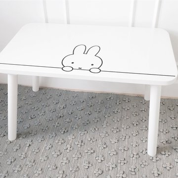 KOS Nijntje Tafel - per stuk - Miffy My Table