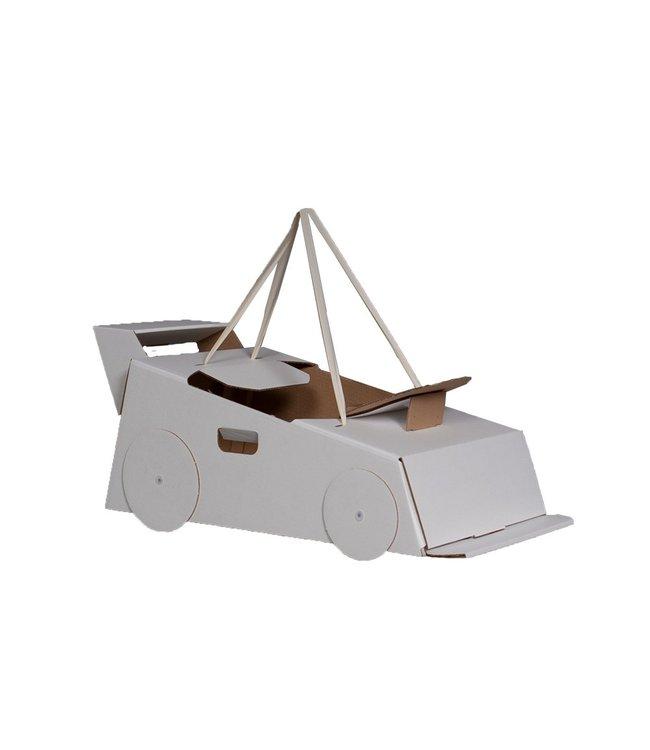 Mister Tody Auto Inkleur - per stuk - Mister Tody kartonnen speelgoed