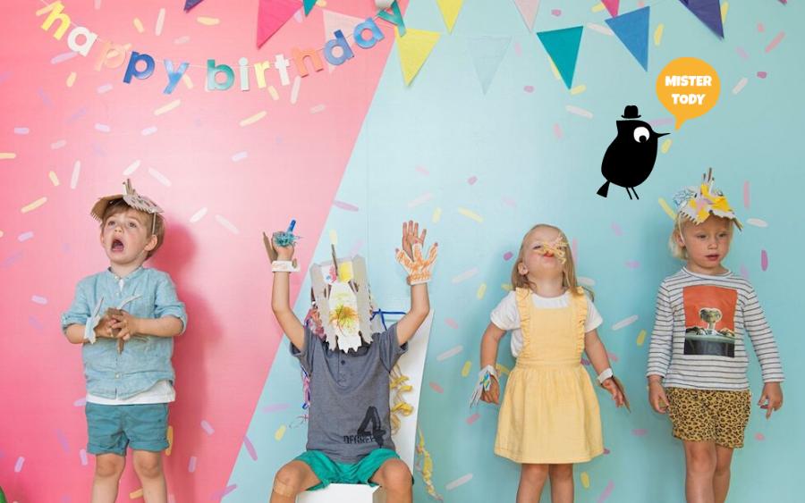 Nieuw: Welkom, Mister Tody! Kartonnen speelgoed voor creatieve kids