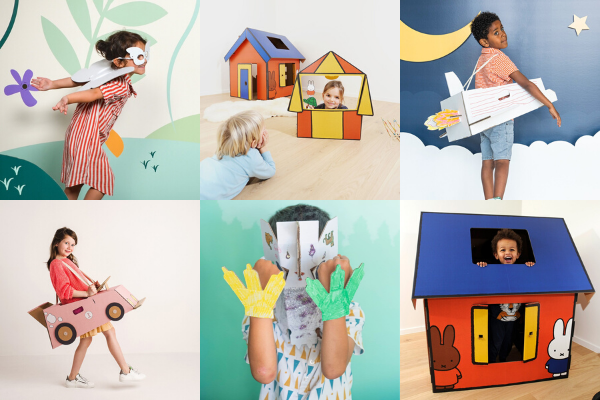 Mister Tody Kartonnen en eco-vriendelijk speelgoed