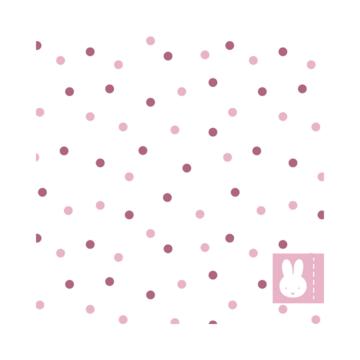 Haza Nijntje Baby Roze Servetjes - 20 stuks