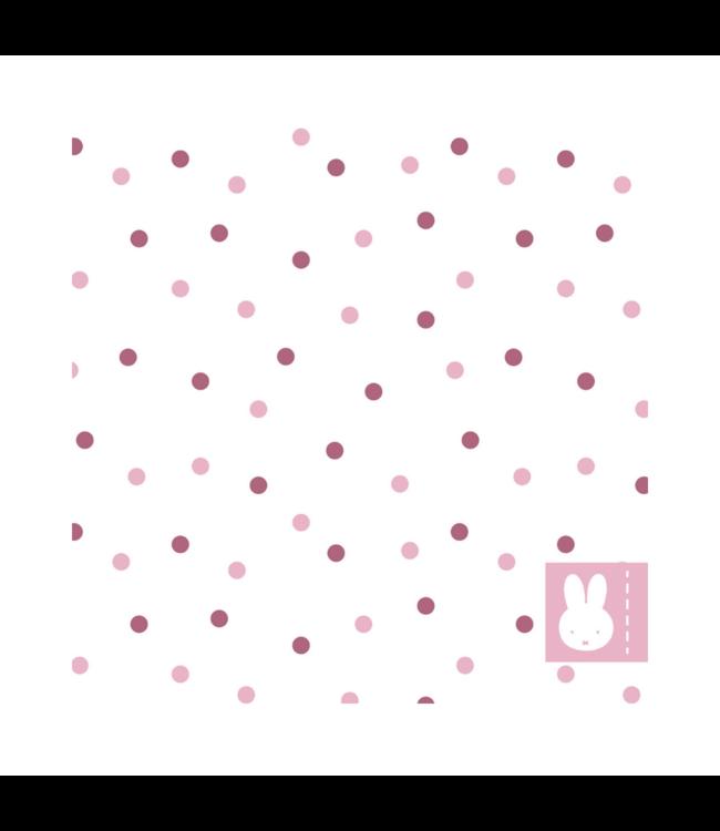 Haza Nijntje Baby Roze Servetjes - 20 stuks - Feest met nijntje