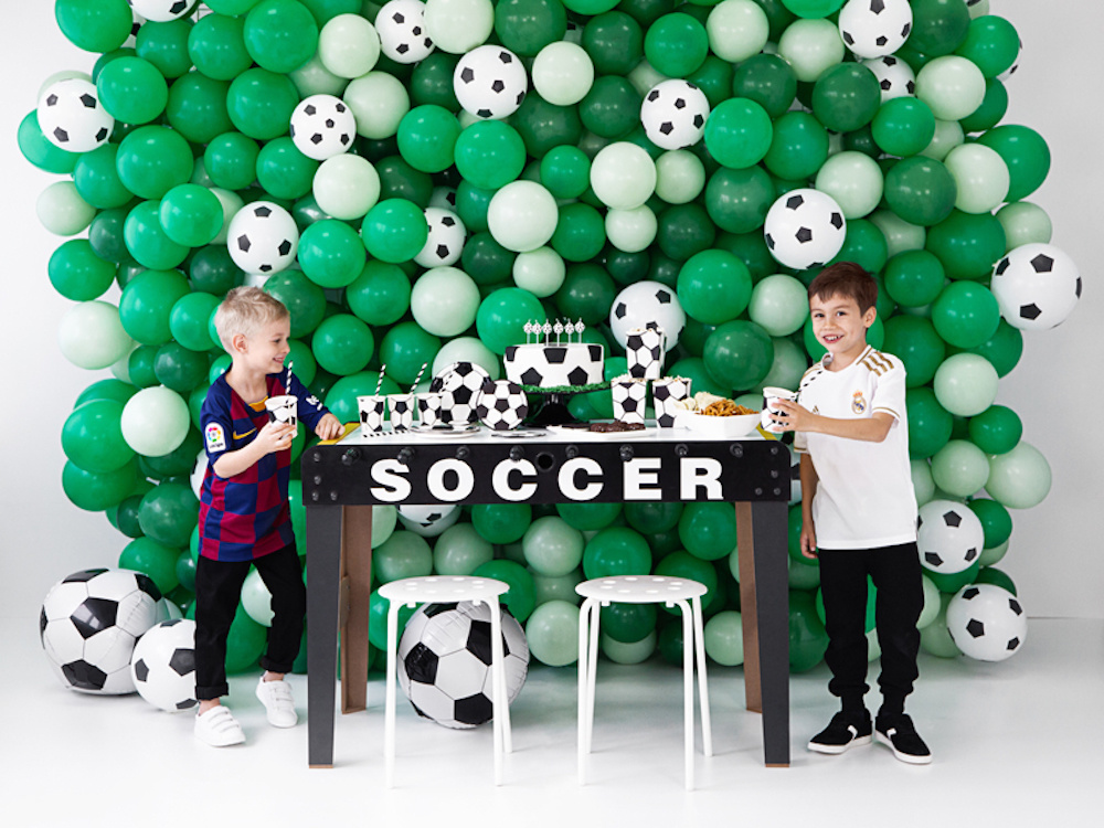 Voetbal feestje feestartikelen