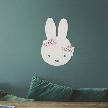 "Atelier Pierre Nijntje ""Wall"" Art Magneetbord - per stuk - Miffy"