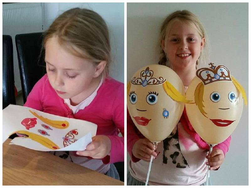 Ouders & Kids Review: Quinty en Angelique testten de Balloon Heads