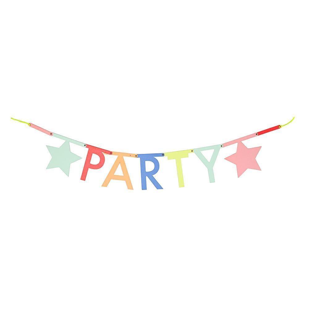 Maak je eigen slinger voor de geboorte,  een feestje of kinderkamer