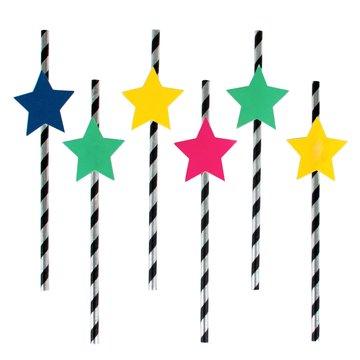 My Little Day Galaxy Sterren Rietjes - 12 stuks - Disco Stars