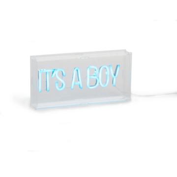 Childhome It's a Boy Neon Verlichting - per stuk - Geboorte Deco