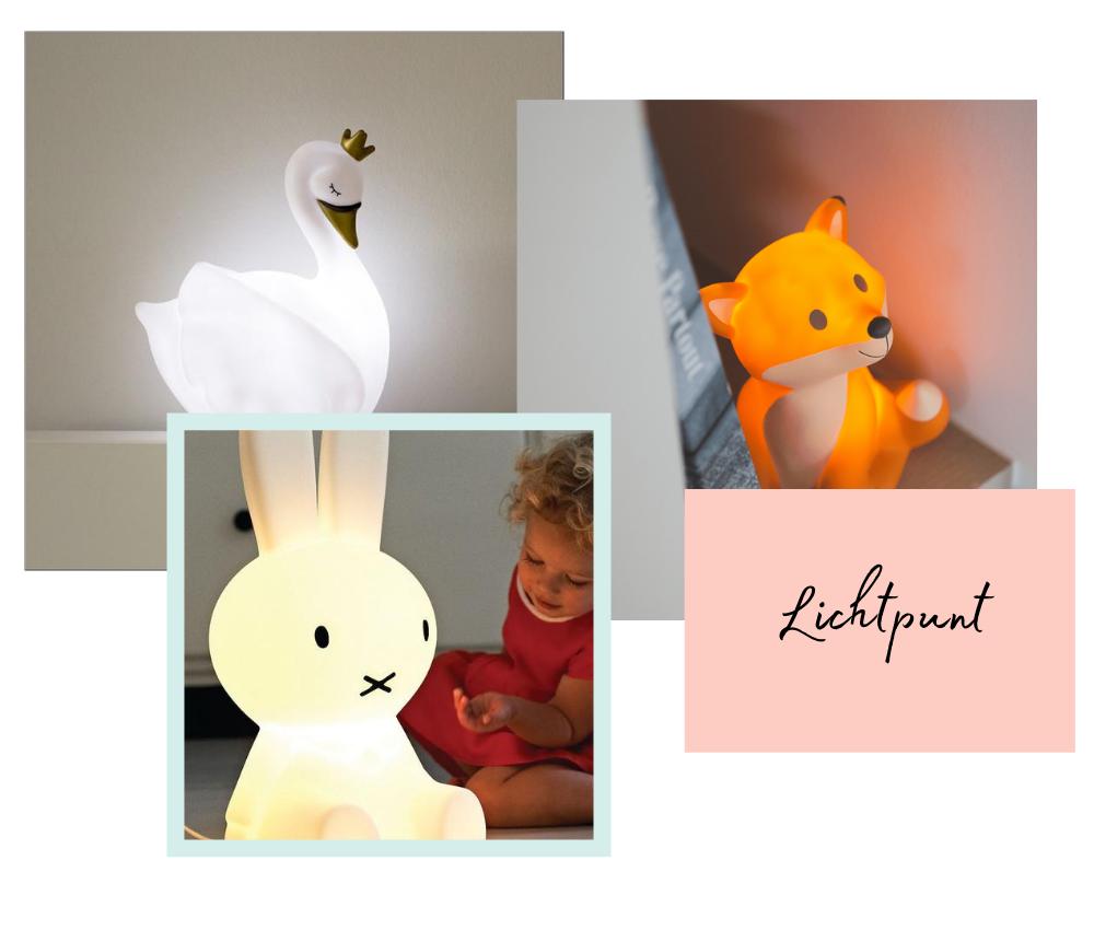 Nachtlampen - Kinderkamer accessoires